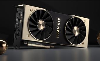 Самая быстрая видеокарта Nvidia TITAN RTX