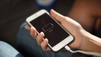 Быстро разряжается батарея iOS 11