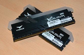 Обзор Team Group XCalibur RGB 16 ГБ