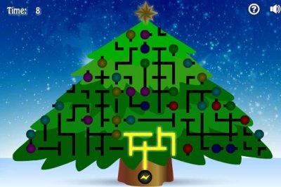 Рождественские онлайн игры для детей бесплатно