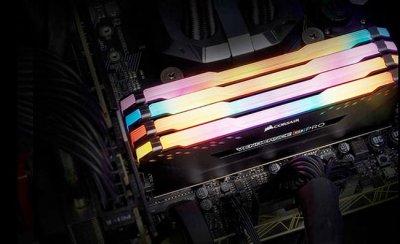 Corsair выпускает модули DIMM Vengeance RGB Pro