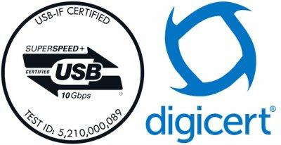 Объявлен протокол аутентификации USB Type-C