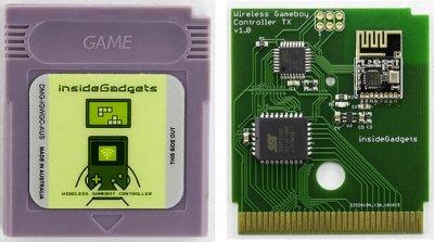 Game Boy превращается из КПК в беспроводной контроллер