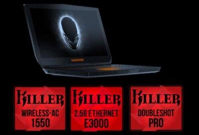 Ethernet-контроллер для геймеров Killer E3000