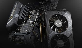 Выпущена видеокарта Asus TUF GeForce RTX 2060