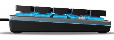 Низкопрофильные механические клавиатуры Cooler Master