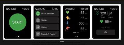 Как измерять артериальное давление Apple Watch