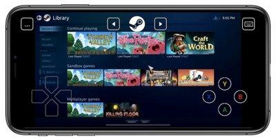Приложение Steam Link для Apple TV, iPhone и iPad вышло