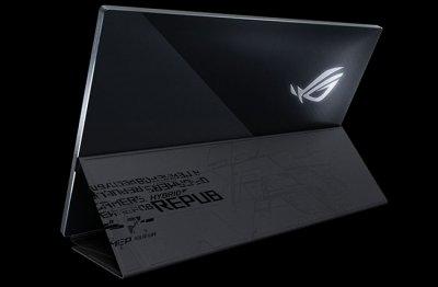 Портативный игровой монитор Asus ROG Strix XG17