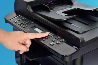 Как исправить, принтер отключен и находится в автономном режиме