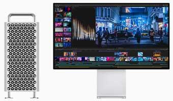 Apple представила новенькие Mac Pro и Pro Display XDR