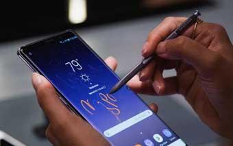 Советы по исправлению стилуса Samsung Galaxy Note