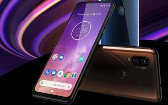 Motorola One Vision с хорошей 48-MP камерой