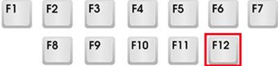 Функциональные клавиши F1-F12 на компьютере?