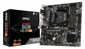 MSI выпустила новые системные платы Max 400 и 300 серий