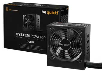 Выпущены системные блоки питания System Power 9