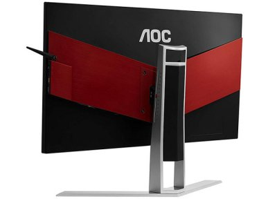 AOC выпускает пару игровых мониторов