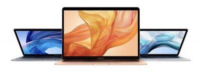 Apple обновляет дисплей MacBook Air и Pro