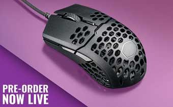 Игровая мышь Cooler Master MM710