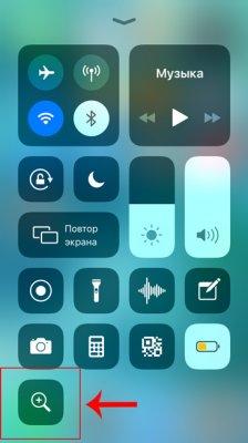 Как включить лупу на iPhone для чтения