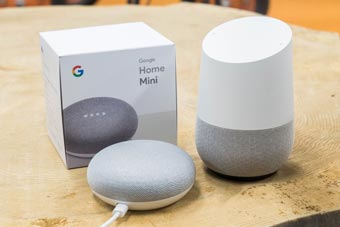Сброс настроек Google Home, Mini, Max